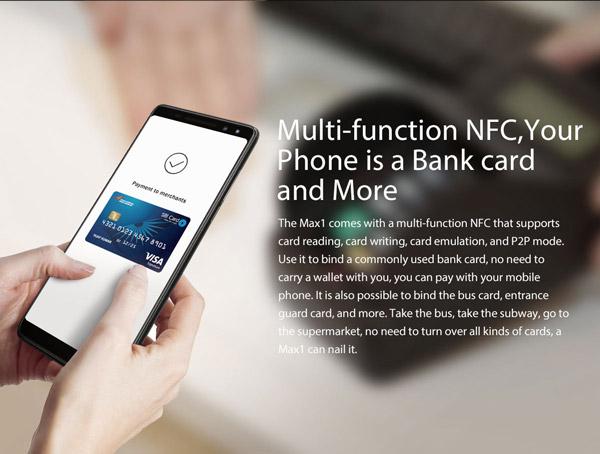 Milti function NFC