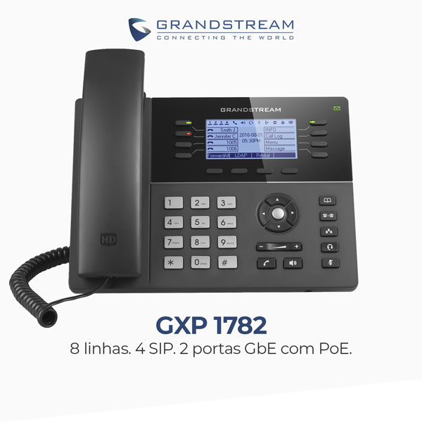 VoIP Grandstream GXP 1782
