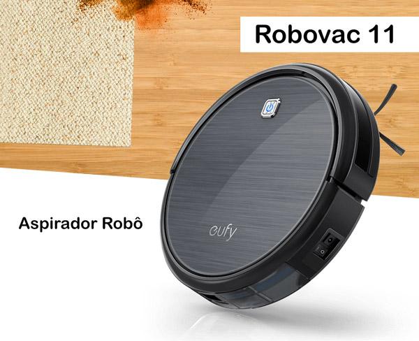 Robovac 11 - apresentação