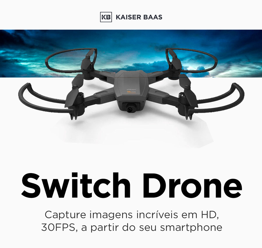Kaiser Baas Switch Drone