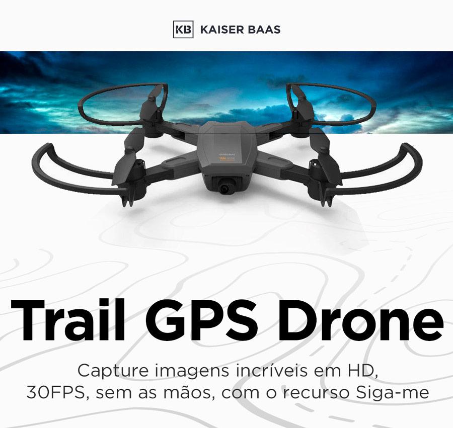 Kaiser Baas Drone Trail GPS