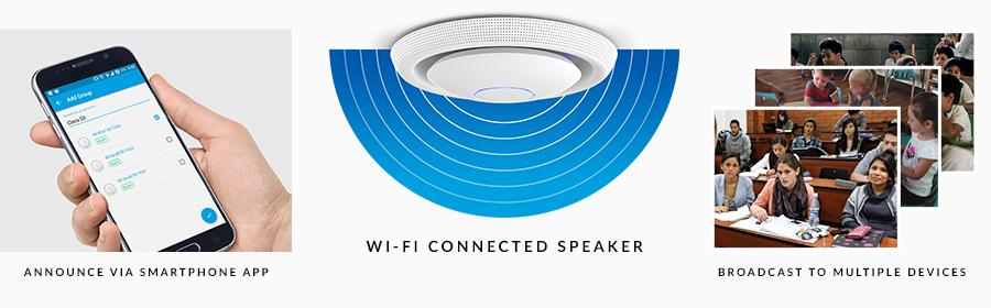 Wi-Fi e Sistema de Acesso Público Unificados