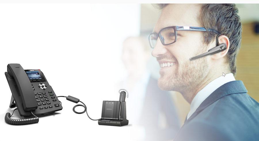 Suporta Headset EHS Wireless