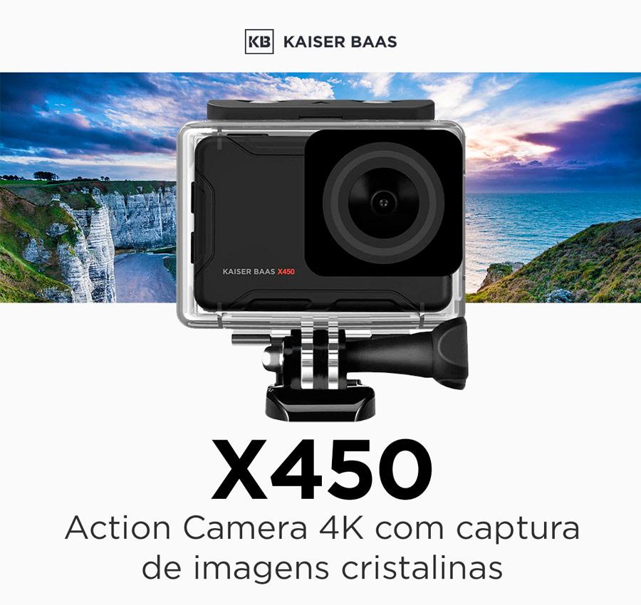 X450 - apresentação