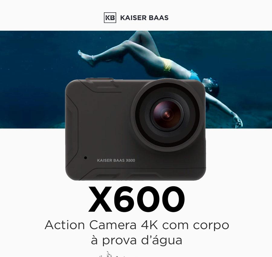 X600 - apresentação