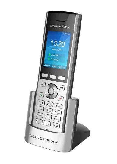 GRANDSTREAM WP820 TELEFONE WI-FI PORTÁTIL EMPRESARIAL