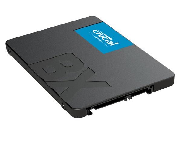 """CRUCIAL HD SSD 120GB BX500 3D 2,5"""" CT120BX500SSD1"""