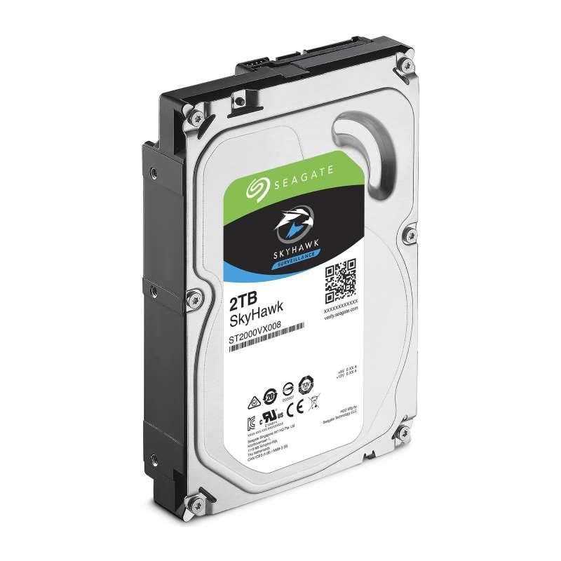 HD 2TB SEAGATE SURVEILLANCE SATA6 5900RPM ST2000VX008