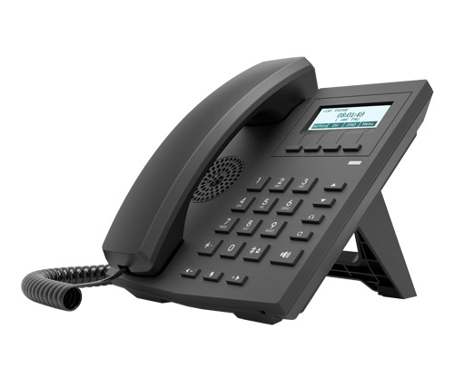 FANVIL TELEFONE X1P IP 2 LINHAS SIP POE 2XETHERNET 10/100