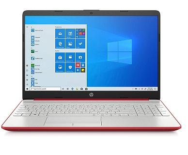 "NTB HP PAVILION N5000  PENT./2.7GHZ/4GB/128GB/W10/15.6"" RED"