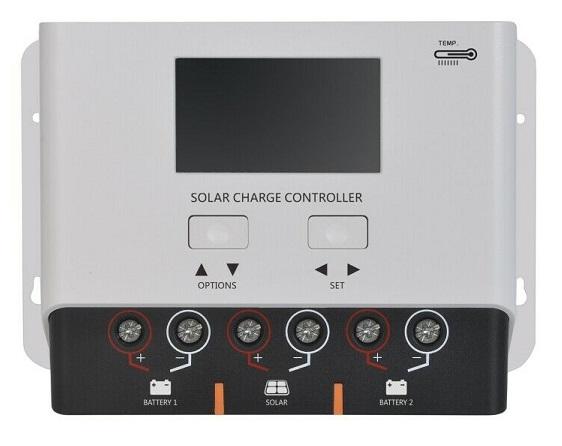 SOLAR PWM 20A CONTROLADOR 12V/24V SR-HP2420ND