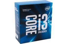 CPU INTEL CORE I3-7100 3.9GHZ LGA1151 7º GERAÇÃO