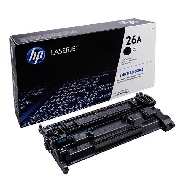 TONER HP LASERJET 26A CF226A PRETO PARA M402 - M426