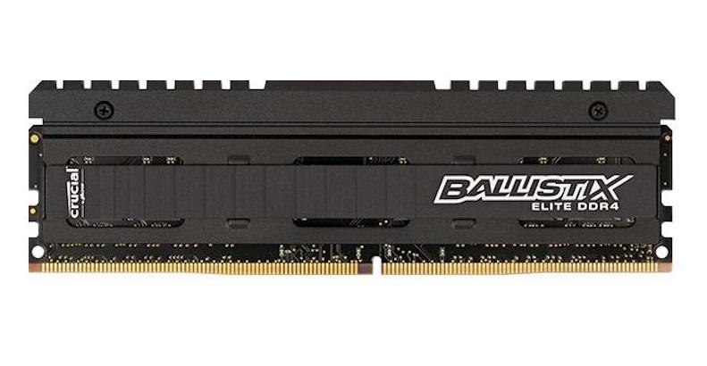 CRUCIAL MEMORIA BALLISTIX ELITE 4GB DDR4-3000 BLE4G4D30AEEA
