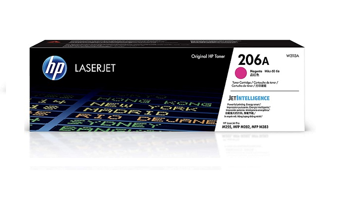 TONER HP W2113A (206A) MAGENTA(LASER M255DW- M283FDW-M283CDW