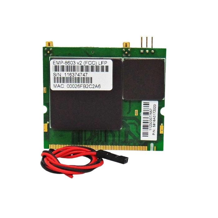 W. ENG/SENAO MINI PCI EMP-8603 800MW MMCX (MK R52H)