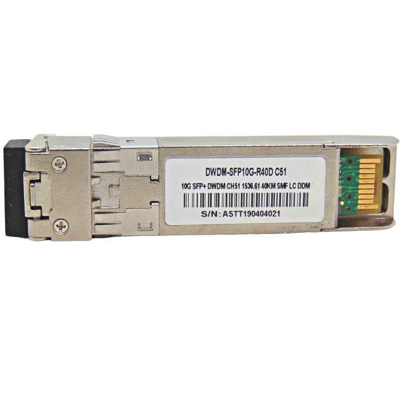 F. M SFP+ 10G 40KM DWDM-SFP10G-1536.61 C51 C/CISCO MUX-DEMUX