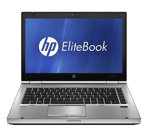 NTB HP ELITEBOOK 8470P I5/2.6GHZ/8GB/128GB SSD/W10 REF**
