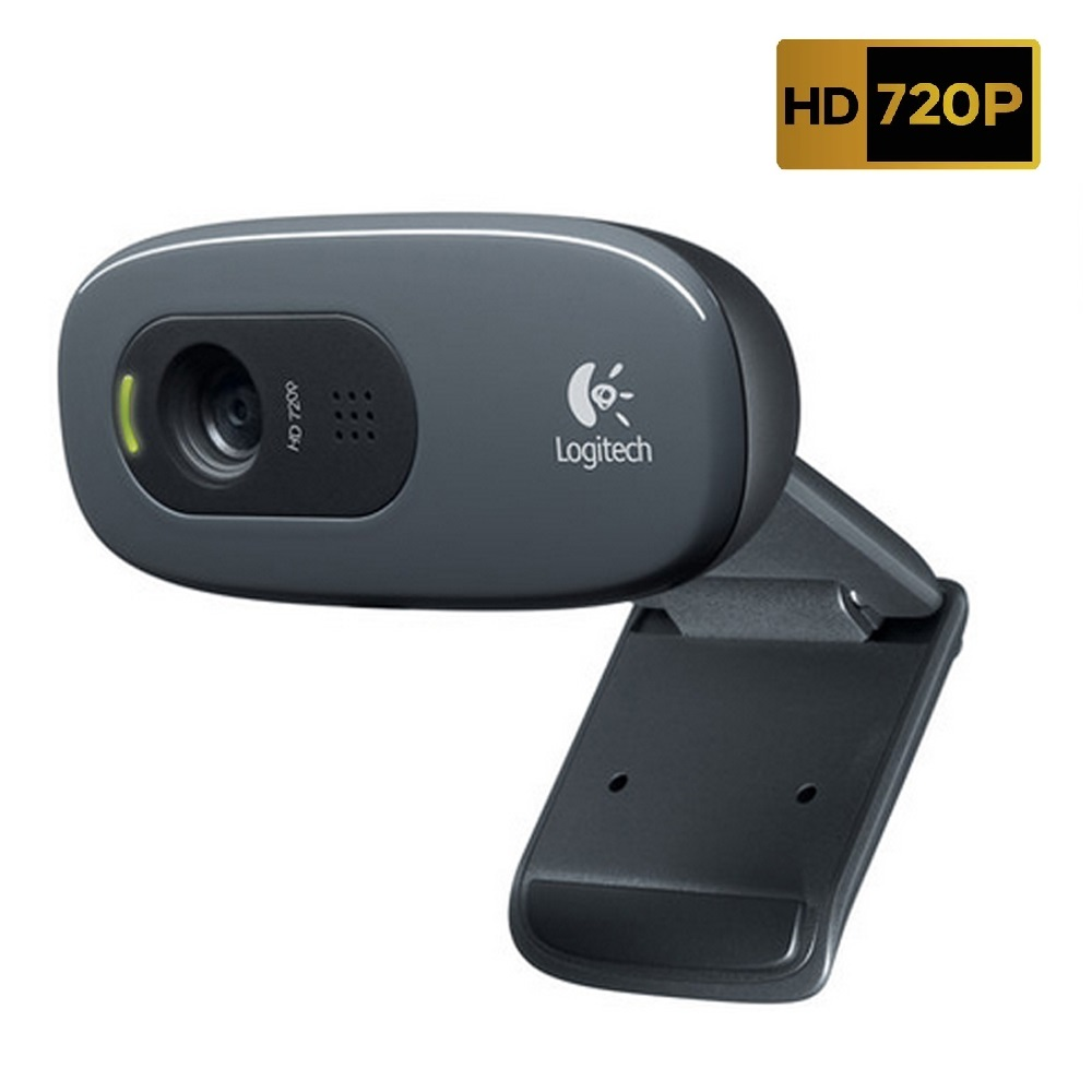 WEBCAM LOGITECH C270 HD 720P USB (960-000694)