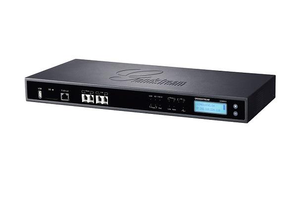 GRANDSTREAM UCM6510 (02P) IP PBX VOIP 200 LIGAÇÕES SIMULT.