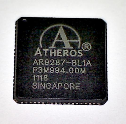 COMPONENTES ATHEROS AR9287 - BL1A