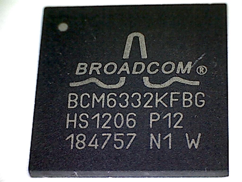 COMPONENTES BROADCOM BCM6332KFBG