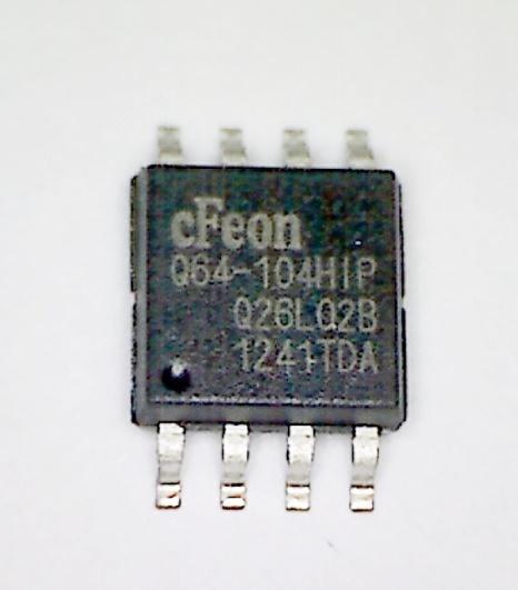 COMPONENTES CFEON -Q64-104HIP-Q26-L02B 1241TDA