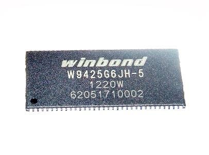 COMPONENTES WINBOND W9425G6JH-5