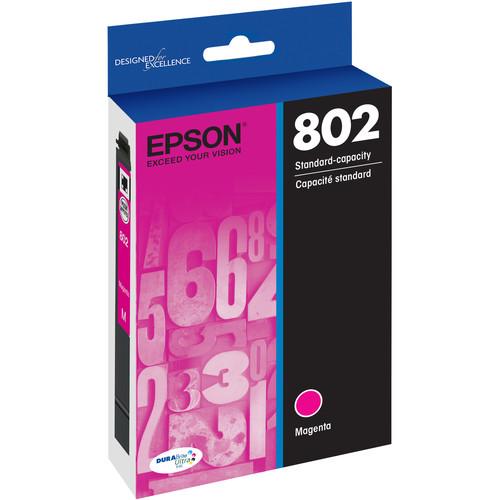 CARTUCHO IMP. EPSON T802 MAGENTA (T802320-S) 4720-4730-4734