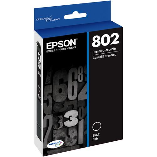 CARTUCHO IMP. EPSON T802 PRETO (T802120-S) 4720-4730-4734