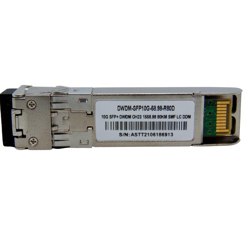 F. M SFP+ 10G 80KM DWDM 1558.98NM C23 C/CISCO MUX-DEMUX