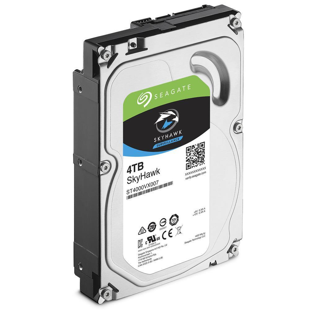 HD 4TB SEAGATE SURVEILLANCE SATA6 5900RPM ST4000VX007