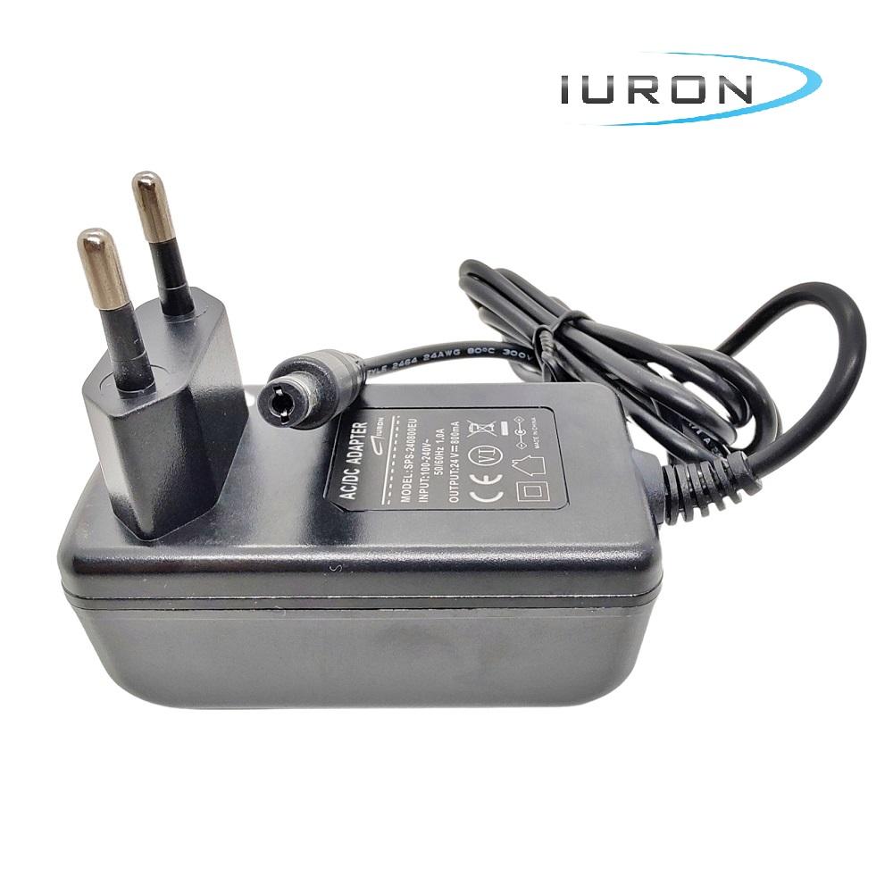 FONTE 24V 0.8 AMPERES 100-240V SPS-240800EU (SXT)