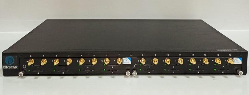 GATEWAY GOIP-16 UC2000-VF-16G-V113 GSM DINSTAR EMPRESARIAL