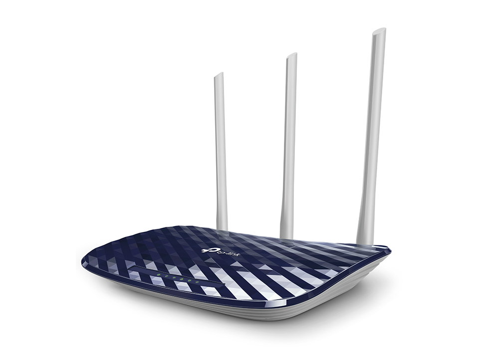 TP-LINK ARCHER C20 W BR PROVEDOR ROUTER AC750 DUAL BAND