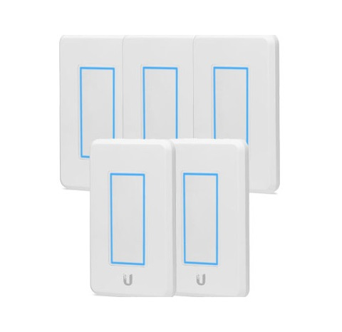 UBIQUITI UDIM-AT-5 UNIFI DIMMER SWITCH 802.3AF POE 5 PACK