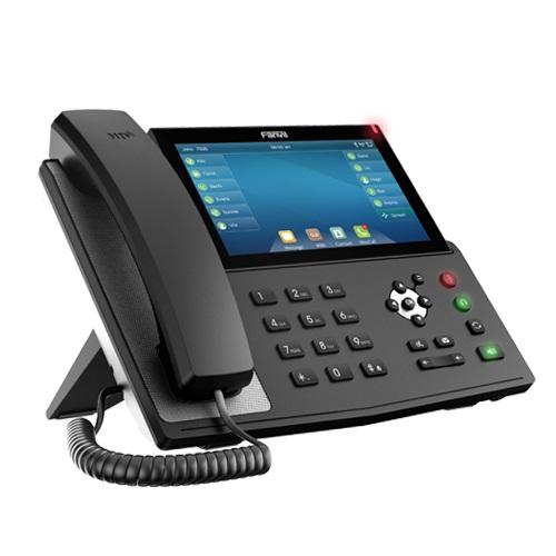 FANVIL TELEFONE X7 IP 20 LINHAS EMPRESARIAL TOUCH WIFI GIGA