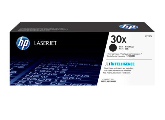 TONER HP CF230X (30X) PRETO (LASER M203DW - M227FDW) 3500PAG