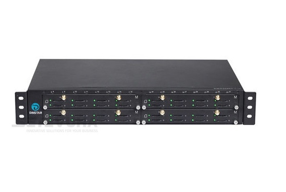 GATEWAY GOIP-32 UC2000-VG-32G-M-V113 GSM DINSTAR EMPRESARIAL