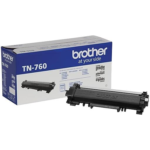 TONER BROTHER TN-760 PRETO (DCP-L2550DW) 3.000 PG