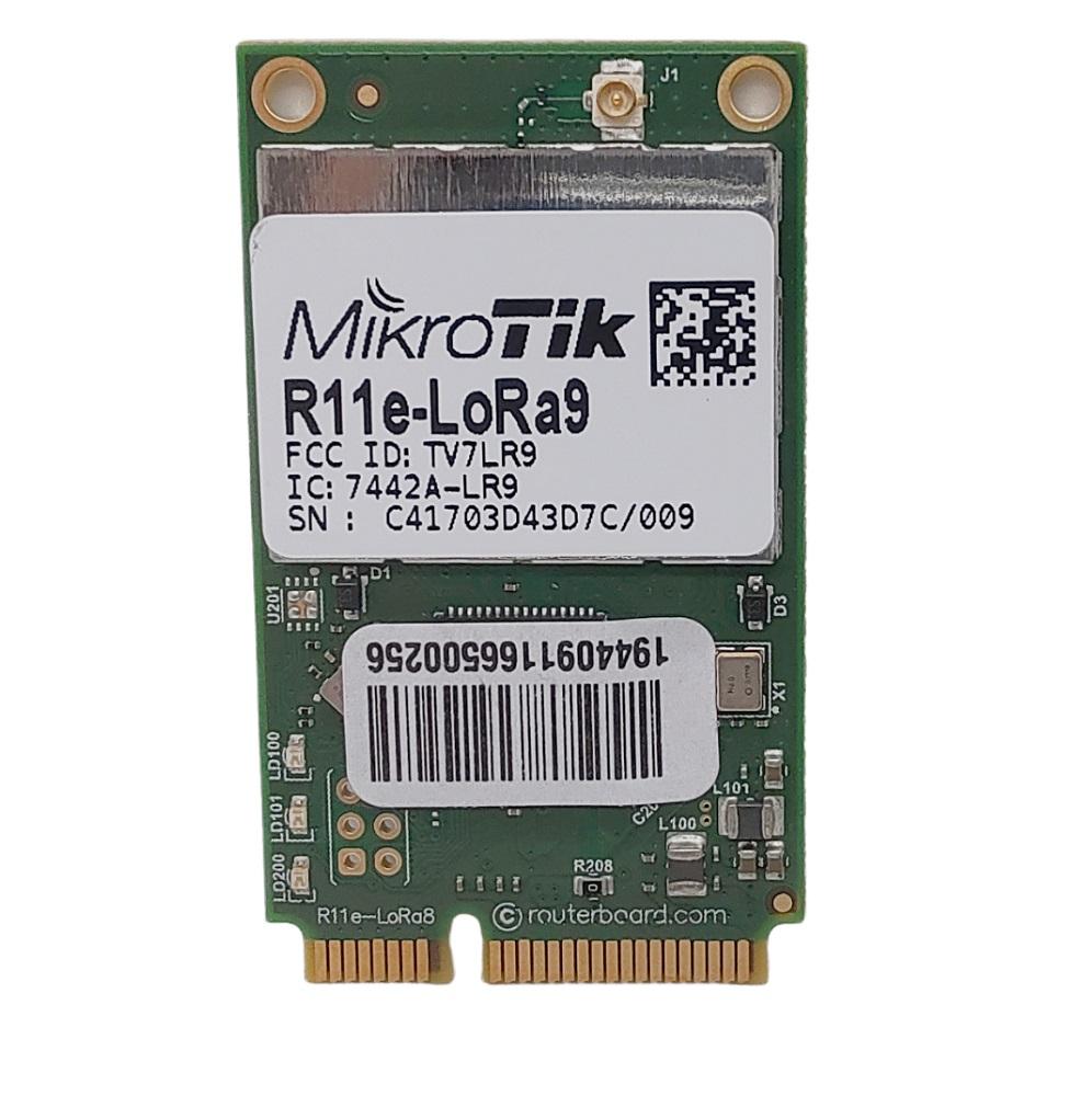 MIKROTIK MINI PCI-E R11E-LORA9