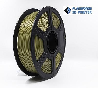 IMPRESSORA 3D FILAMENTO PLA GOLD 1KG