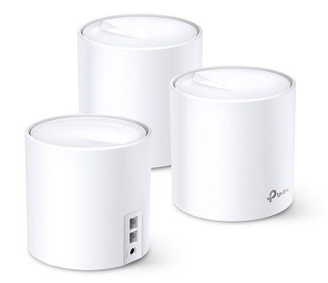 TP-LINK DECO X20(3-PACK) WHOLE-HOME MESH WI-FI 6 AX1800
