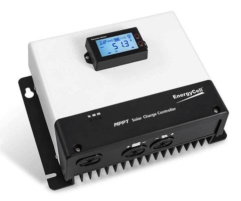 SOLAR MPPT 60A CONTROLADOR 12V/48V SR-MC4860N15