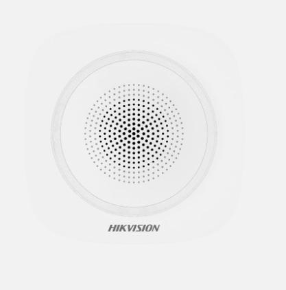 HIKVISION INCENDIO-SIRENE DE ALARME INTERNO WIFI DS-PS1-I-WB