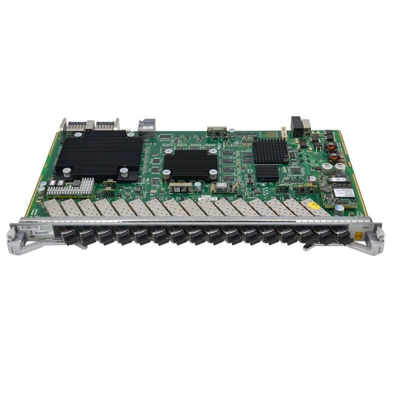 F. OLT ZTE C600-C650-C680 PLACA GFGH C++ COM 16 SFP