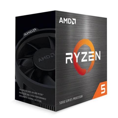 CPU AMD RYZEN R5-5600X 3.7GHZ 3MB AM4 COM COOLER
