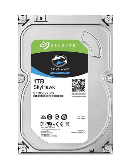 HD 1TB SEAGATE SURVEILLANCE SATA6 5400RPM ST1000VX005
