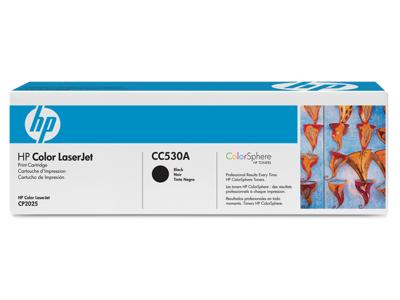 TONER HP CC530A PRETO (CP2025/CM2320)